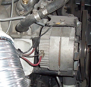 All about the 3 Wire Alternator - Route 66 Hot Rod High on